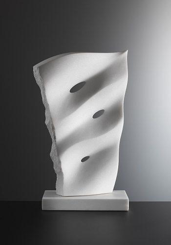 sculpture White Desire