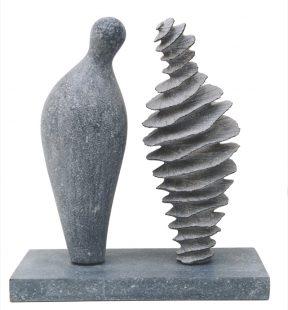 sculpture-couple-benoit-luyckx-2003-livre-het-depot
