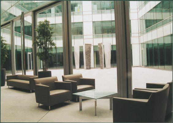 The Microsoft building, Paris, 2011